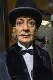 Αριθμός του Salvador Dali στο μουσείο Grevin Στοκ φωτογραφίες με δικαίωμα ελεύθερης χρήσης