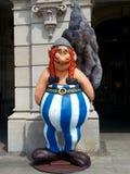 Αριθμός Obelix Στοκ φωτογραφία με δικαίωμα ελεύθερης χρήσης