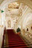 αριστοκρατική σκάλα μο&upsilon στοκ φωτογραφίες με δικαίωμα ελεύθερης χρήσης