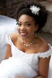 Αρκετά εθνική νύφη Στοκ εικόνα με δικαίωμα ελεύθερης χρήσης