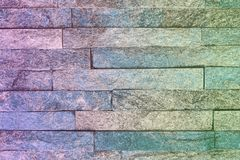 Αρκετά παλαιά φυσική quartzite σύσταση τούβλων πετρών για τη χρήση ως υπόβαθρο στοκ εικόνα με δικαίωμα ελεύθερης χρήσης