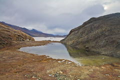 αρκτική πτώση Στοκ εικόνα με δικαίωμα ελεύθερης χρήσης