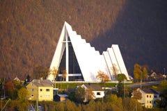 Αρκτικός καθεδρικός ναός Στοκ Εικόνα