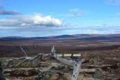 Αρκτικός κύκλος του βουνού 2 δάχτυλων της Αλάσκας στοκ φωτογραφία με δικαίωμα ελεύθερης χρήσης