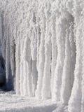 αρκτικός παγετώνας misty στοκ εικόνες με δικαίωμα ελεύθερης χρήσης
