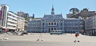 Αρμάδα de Χιλή, Valparaiso Στοκ Φωτογραφία