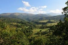 Αρμενικές ορεινές περιοχές Κάποια άποψη βουνών Στοκ εικόνες με δικαίωμα ελεύθερης χρήσης