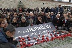 αρμενική γενοκτονία Στοκ Φωτογραφίες