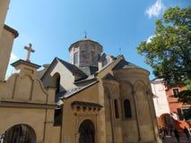 Αρμενικός καθεδρικός ναός Lviv στοκ εικόνα με δικαίωμα ελεύθερης χρήσης