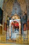 Αρμενικό Ð ¡ hapel - τμήμα των ιερών τηβέννων. Στοκ φωτογραφία με δικαίωμα ελεύθερης χρήσης