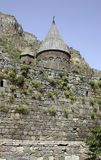 αρμενικό μοναστήρι Στοκ Εικόνες