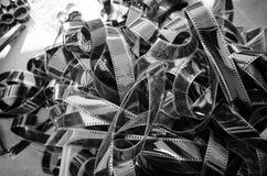 αρνητική φωτογραφία ταινιών Στοκ φωτογραφίες με δικαίωμα ελεύθερης χρήσης