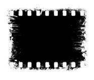 Αρνητικό υπόβαθρο ταινιών Στοκ Εικόνα