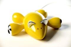 αρουραίος κίτρινος Στοκ φωτογραφία με δικαίωμα ελεύθερης χρήσης