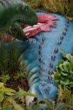 Αρπακτικός δεινόσαυρος Στοκ Εικόνα