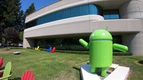Αρρενωπό άγαλμα πανεπιστημιουπόλεων Google φιλμ μικρού μήκους