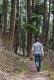 αρσενικά βουνά πεζοπορίας Στοκ φωτογραφίες με δικαίωμα ελεύθερης χρήσης