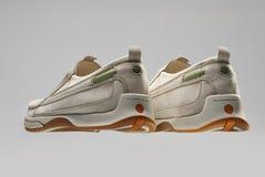 αρσενικά παπούτσια δέρματ&om Στοκ φωτογραφία με δικαίωμα ελεύθερης χρήσης