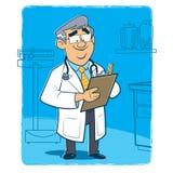 Αρσενικός γιατρός Στοκ εικόνα με δικαίωμα ελεύθερης χρήσης