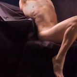 αρσενικός μυϊκός κορμός Στοκ εικόνες με δικαίωμα ελεύθερης χρήσης