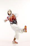 Αρσενικός χορευτής χιπ χοπ Στοκ φωτογραφία με δικαίωμα ελεύθερης χρήσης