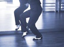 Αρσενικός χορευτής χορού αιθουσών χορού Στοκ φωτογραφίες με δικαίωμα ελεύθερης χρήσης