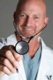 αρσενικό γιατρών Στοκ Εικόνες