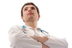 αρσενικό γιατρών στοκ φωτογραφίες