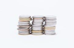 Αρσενικό ελάφι νομισμάτων επάνω Στοκ Εικόνες