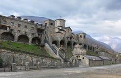 Αρσενικό ιερό μοναστήρι Dormition στο χωριό Alanian Hidikus Αριθ. Στοκ φωτογραφία με δικαίωμα ελεύθερης χρήσης