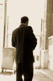 αρσενικό κοστούμι Στοκ φωτογραφία με δικαίωμα ελεύθερης χρήσης
