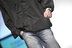 αρσενικό μοντέλο Στοκ Φωτογραφίες