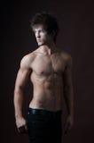 αρσενικό μοντέλο Στοκ Φωτογραφία