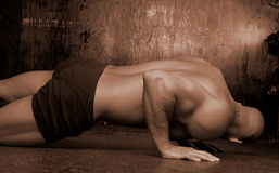 αρσενικό να διαπερνήσει &sigm Στοκ εικόνα με δικαίωμα ελεύθερης χρήσης