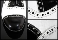 Αρσενικό παπούτσι τανγκό Στοκ φωτογραφία με δικαίωμα ελεύθερης χρήσης