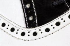 Αρσενικό παπούτσι τανγκό Στοκ εικόνες με δικαίωμα ελεύθερης χρήσης