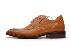 αρσενικό παπούτσι Στοκ Φωτογραφία
