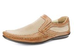 Αρσενικό παπούτσι Στοκ φωτογραφία με δικαίωμα ελεύθερης χρήσης