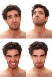 αρσενικό πολλαπλάσιο ε&k στοκ εικόνες