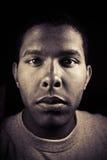 αρσενικό πορτρέτο Στοκ εικόνα με δικαίωμα ελεύθερης χρήσης