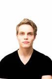 Αρσενικό που ανατρέχει Στοκ Φωτογραφία
