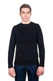 Αρσενικό πουλόβερ Στοκ εικόνα με δικαίωμα ελεύθερης χρήσης