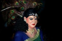 Αρσενικό σε θηλυκό Makeup όμορφο στοκ φωτογραφίες