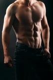 Αρσενικό σώμα Στοκ φωτογραφία με δικαίωμα ελεύθερης χρήσης