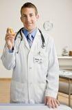 αρσενικό φάρμακο εκμετάλ& Στοκ Εικόνα