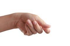 Αρσενικό χέρι στοκ φωτογραφίες