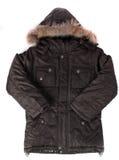 Αρσενικό χειμερινό σακάκι στοκ εικόνες με δικαίωμα ελεύθερης χρήσης