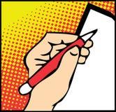αρσενικό χεριών τέχνης λαϊκ ελεύθερη απεικόνιση δικαιώματος