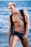 αρσενικό stripper Στοκ φωτογραφίες με δικαίωμα ελεύθερης χρήσης