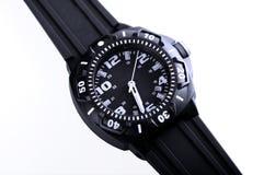 αρσενικό wristwatch στοκ εικόνες με δικαίωμα ελεύθερης χρήσης